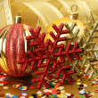 Christmas ornaments — Stockfoto #40939741