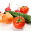 Fresh vegetables — Foto de stock #40939867