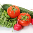Fresh vegetables — Stockfoto #40939871