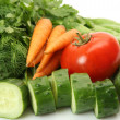 Fresh vegetables — Stock Photo #40940011