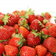 Stock Photo: Ripe strawberry