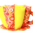 Color mug — Foto Stock #40940735