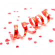 Confetti and streamer — Stock Photo #40941931