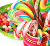 Tasty sweets — Stock Photo