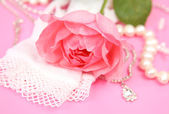 αξεσουάρ γάμου — Stockfoto
