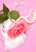 Accessori da sposa — Foto Stock