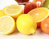 Mogen frukt för ett hälsosamt foder — Stockfoto