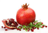 Fresh pomegranate — Stock Photo