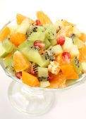 Salad from fruit — Stock Photo