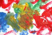 Color gouache — Stock Photo