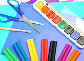Subjects for creativity — Stock Photo