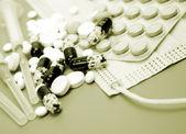 Sujets pour le traitement de la maladie — Photo