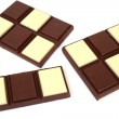 Chocolate bars — Stock Photo #47238817
