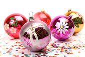 Les ornements du nouvel an — Photo