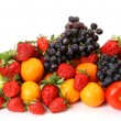 Fruits and berries — Stock Photo #49824133