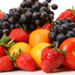 Fruits and berries — Stock Photo #49824161
