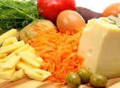 Food stuffs — Stock Photo