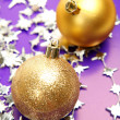 New year decorations — Stock Photo #50557059