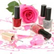 Color nail polish — Stock Photo #50556497