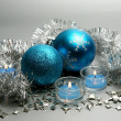 New year decorations — Stock Photo #50556791