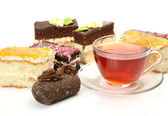 Tasty cakes — Stockfoto
