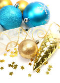 New Year's decorations — Stock Photo