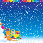 Christmas background — Stock Photo #13613198
