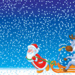 Christmas background — Stok Fotoğraf #13613667