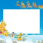 Christmas border — Stock Photo #16188803
