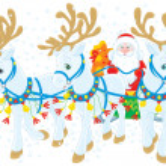 Santa Claus — Stock Photo #16190429