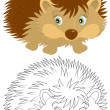 Hedgehog — Stock Photo #16913167
