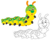 Caterpillar — Stock Photo