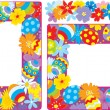 Easter borders — Stock Vector #30853183
