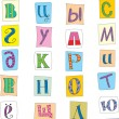 Russifont — Vecteur #30881775