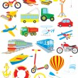 Transport — Vector de stock #30882239