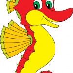 Seahorse — Stock Vector #30882485