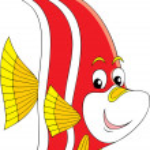 Tropical fish — Stock Vector #30882607