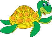 Żółw — Wektor stockowy
