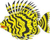 Firefish — Wektor stockowy