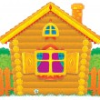 Stock Photo: Rural House