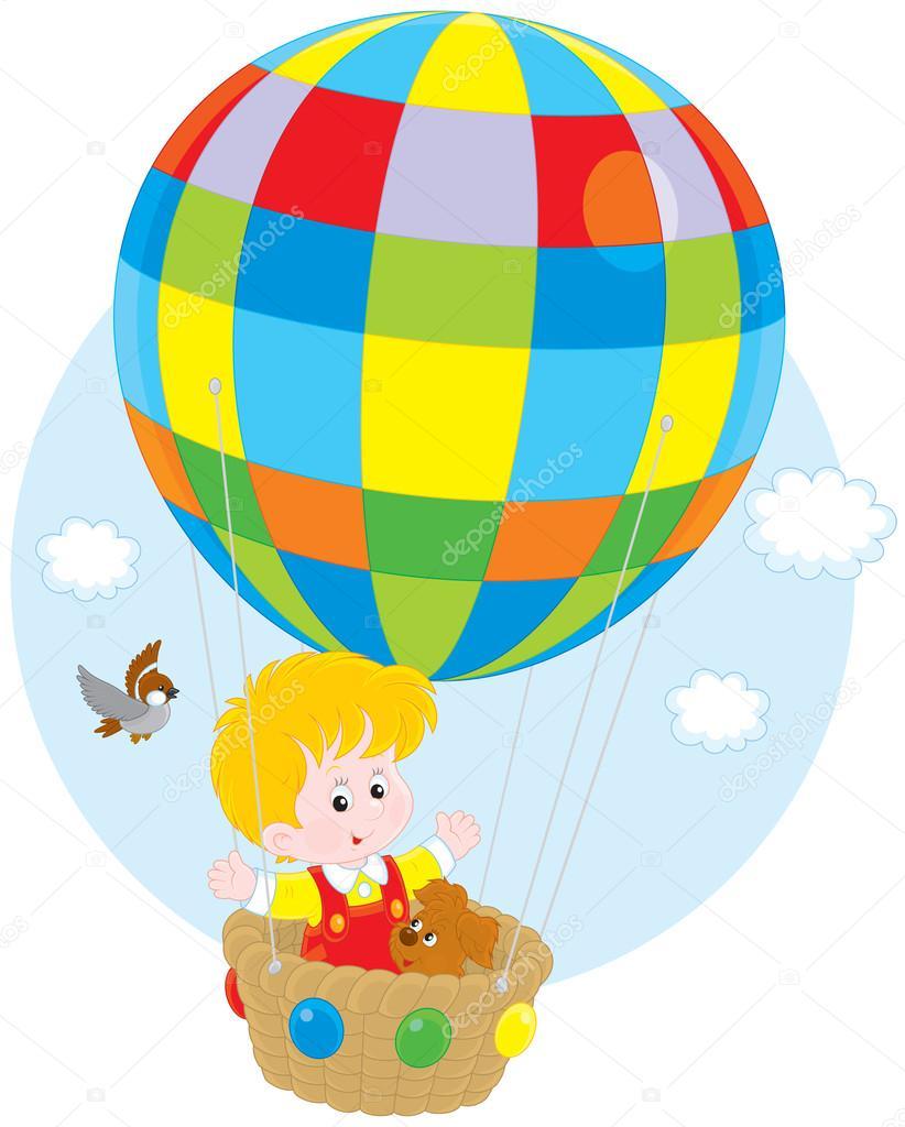 Воздушный шар для детей