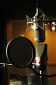Microphones — Stockfoto