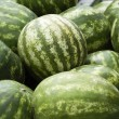 Watermelon background — Stock Photo