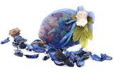 Dried flower's petal — Zdjęcie stockowe