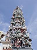 印度庙新加坡 — 图库照片