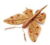 Izole kelebek — Stok fotoğraf