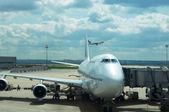 Airliner — Zdjęcie stockowe