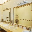 Bathroom interior — Stock Photo