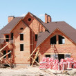 House building — Stock Photo #26323483