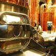 Stock Photo: Vat brewing